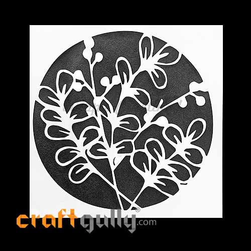 Stencils 130mm - Blossoms #3