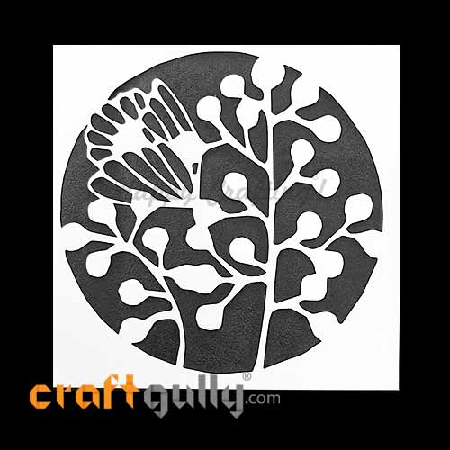 Stencils 130mm - Blossoms #9