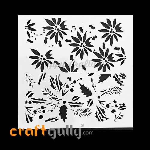 Stencils 130mm - Assorted Patterns #6