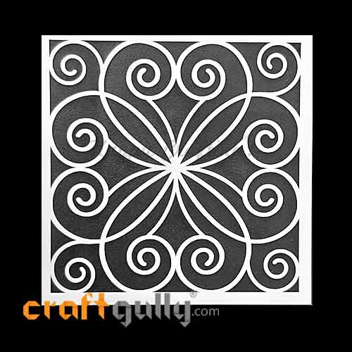Stencils 130mm - Pattern Tile #11