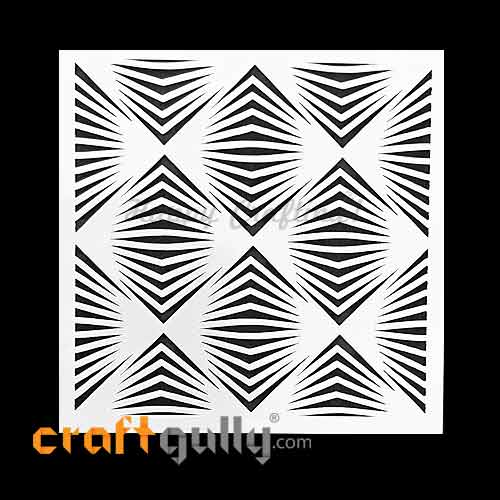 Stencils 130mm - Pattern Seamless #5
