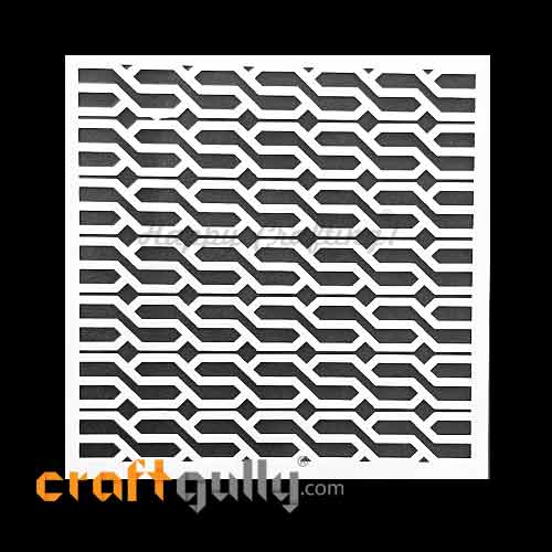 Stencils 130mm - Pattern Seamless #14