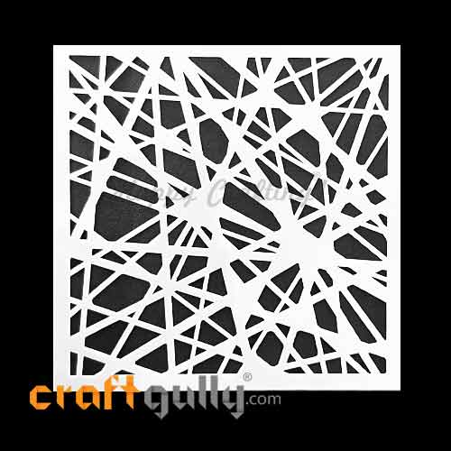 Stencils 130mm - Background #4