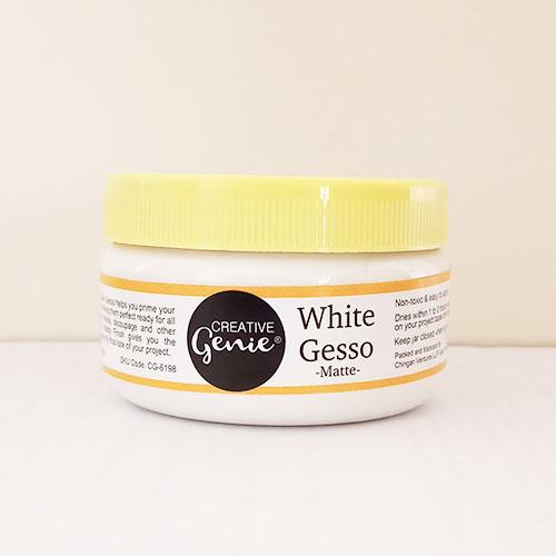 Craft Gesso - White - Matte - 200gms