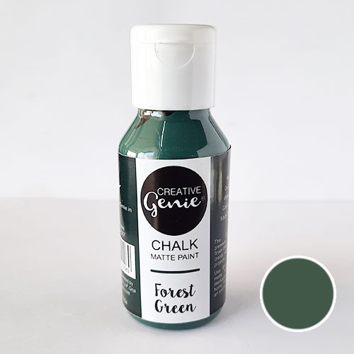 Chalk Paints - Forest Green - 60ml