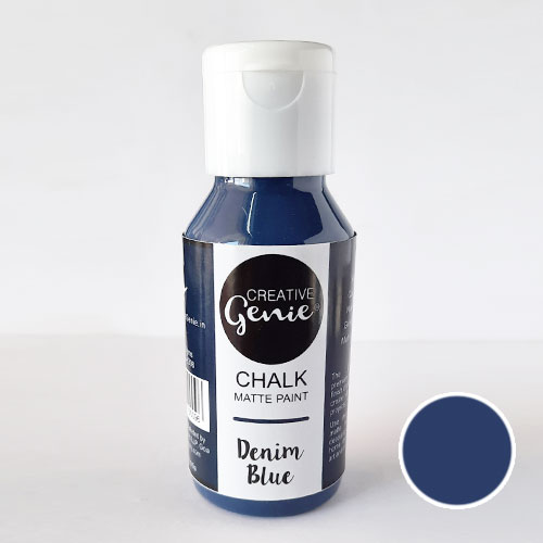 Chalk Paints - Denim Blue - 60ml