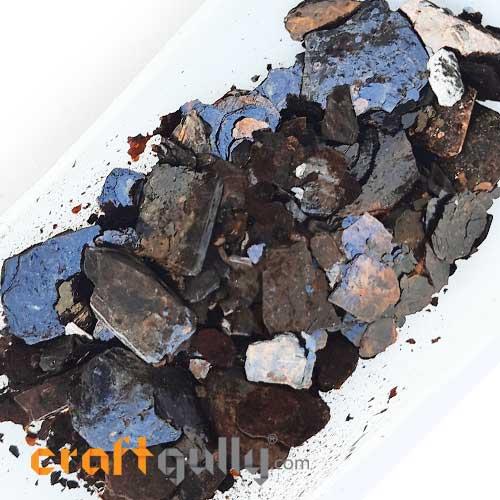 Mica Flakes - Metallic Copper - 20gms