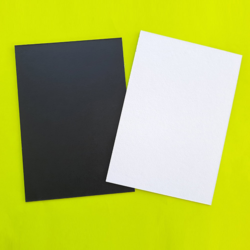 Mount Board A5 - Black - Pack of 5