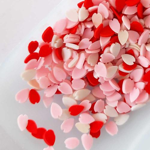 Shaker Slices - Heart Petals - 15gms