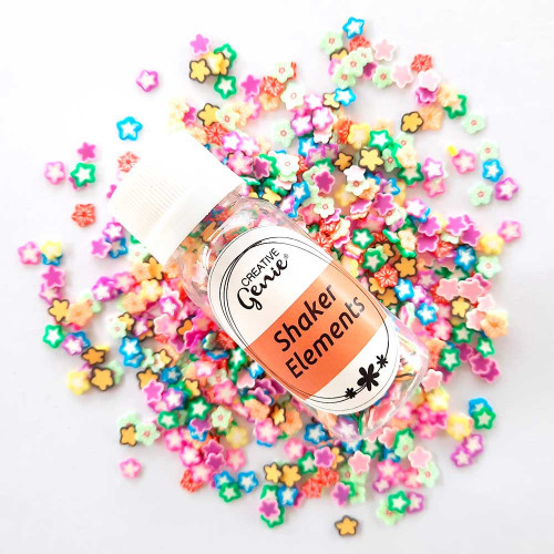 Shaker Slices - Mixed Stars #2 - 15gms