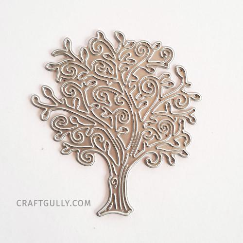 Dies - Metal - Tree #2 - Pack of 1