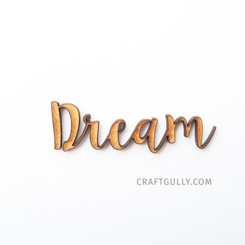 MDF Sentiments #15 - Dream