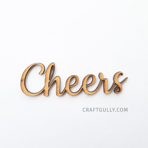 MDF Sentiments #16 - Cheers