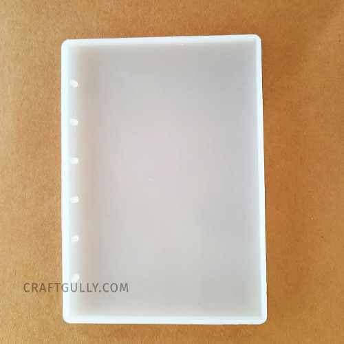 Silicone Moulds #33 - Notebook Cover - Pack of 1