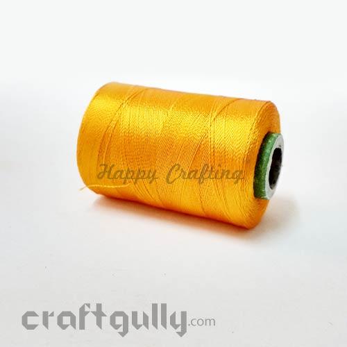 Faux Silk Thread - Yellow Family - Shade 36