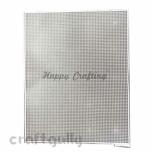 Stitching Canvas 320mm - Plastic - White