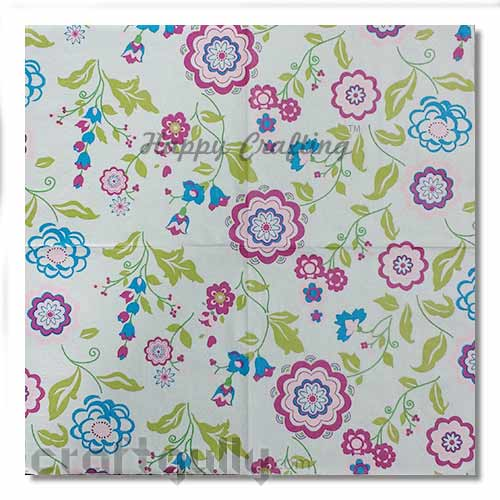 Decoupage Napkins #12 - Pack of 1