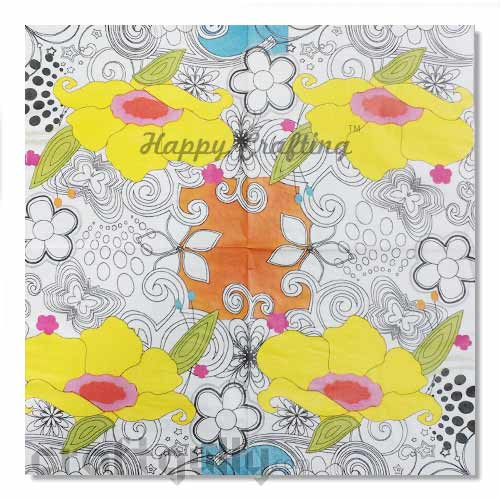 Decoupage Napkins #14 - Pack of 1