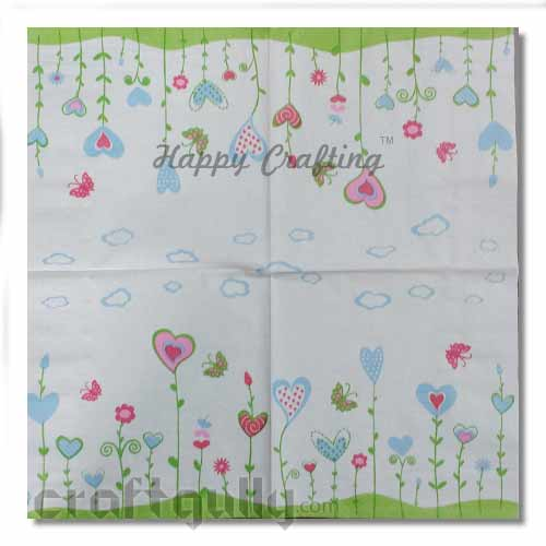 Decoupage Napkins #17 - Pack of 1