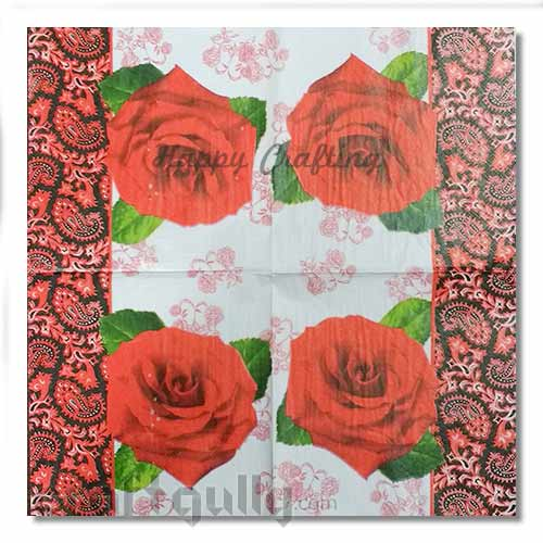 Decoupage Napkins #29 - Pack of 1