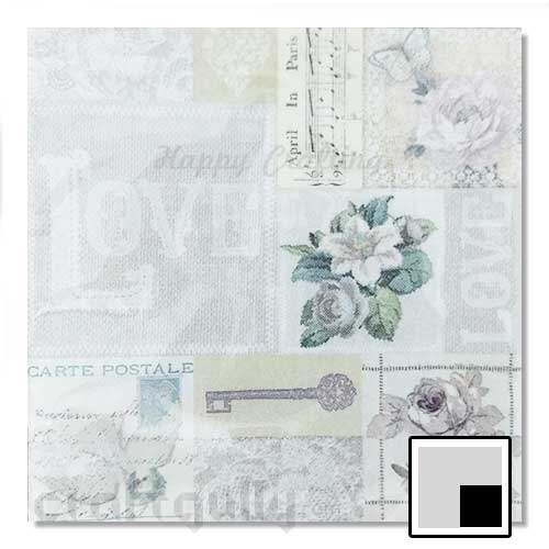 Decoupage Napkins #54 - Pack of 1