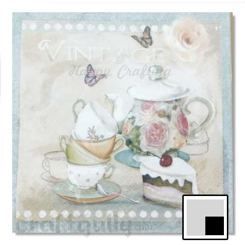 Decoupage Napkins #56 - Pack of 1