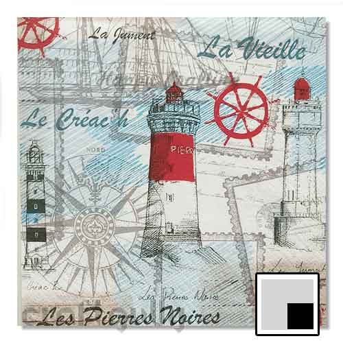 Decoupage Napkins #61 - Pack of 1