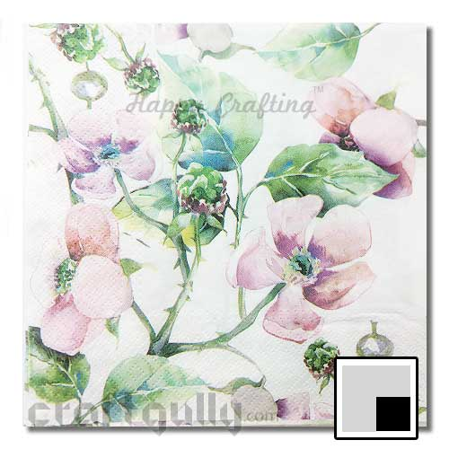 Decoupage Napkins #65 - Pack of 1