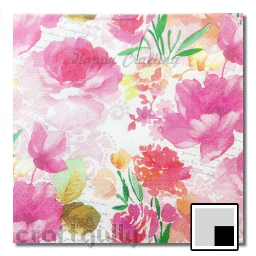Decoupage Napkins #67 - Pack of 1