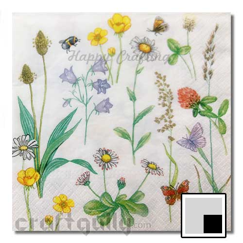Decoupage Napkins #74 - Pack of 1