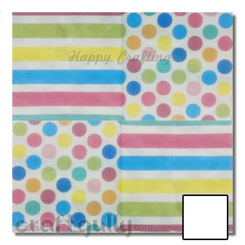Decoupage Napkins #82 - Pack of 1