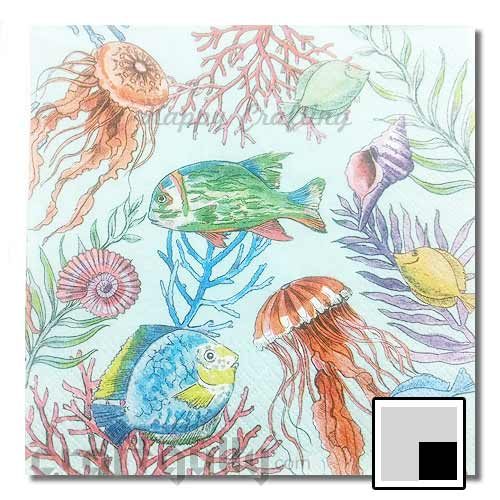 Decoupage Napkins #83 - Pack of 1