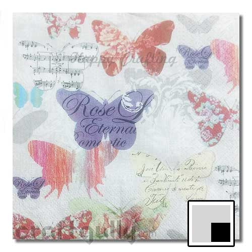 Decoupage Napkins #84 - Pack of 1