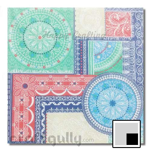 Decoupage Napkins #85 - Pack of 1