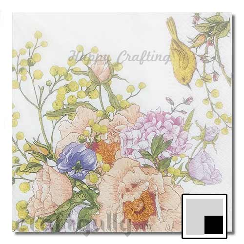 Decoupage Napkins #87 - Pack of 1