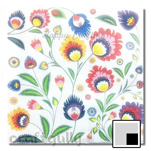 Decoupage Napkins #91 - Pack of 1
