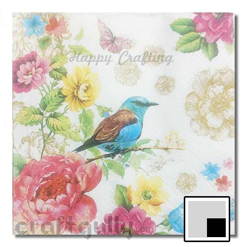 Decoupage Napkins #93 - Pack of 1