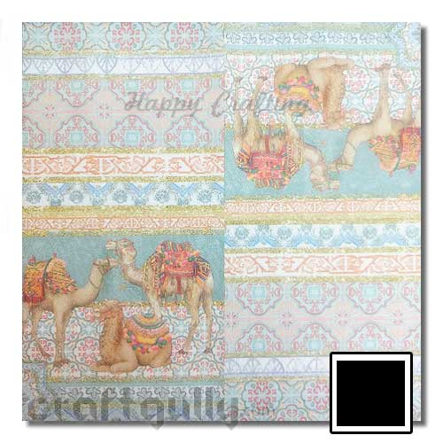 Decoupage Napkins #98 - 3 Ply - Pack of 1