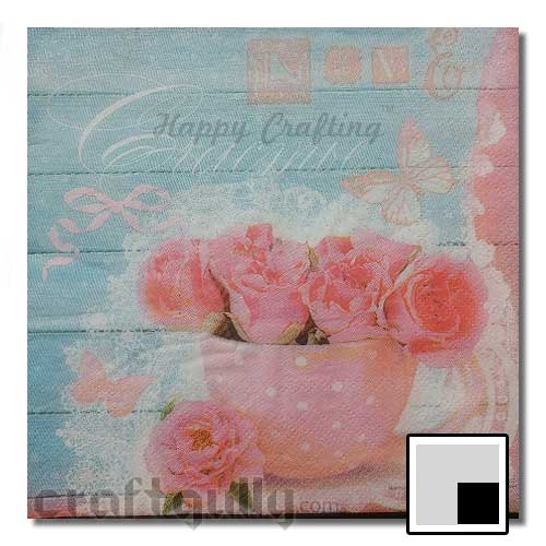 Decoupage Napkins #99 - 2 Ply - Pack of 1