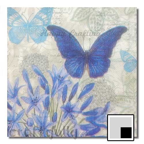 Decoupage Napkins #102 - 2 Ply - Pack of 1