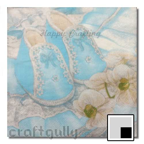 Decoupage Napkins #109 - 2 Ply - Pack of 1