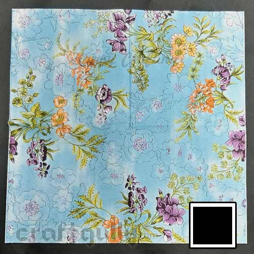 Decoupage Napkins #117 - 2 Ply - Pack of 1