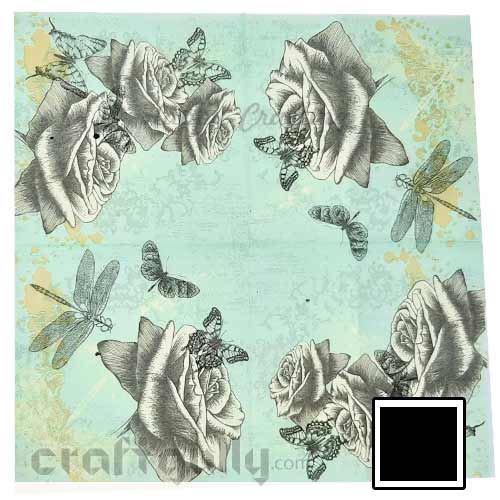 Decoupage Napkins #121 - 2 Ply - Pack of 1