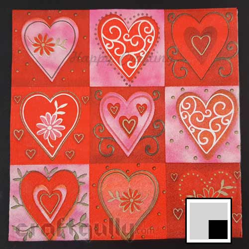 Decoupage Napkins #125 - 2 Ply - Pack of 1