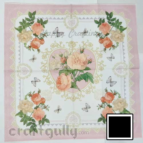 Decoupage Napkins #127 - 2 Ply - Pack of 1