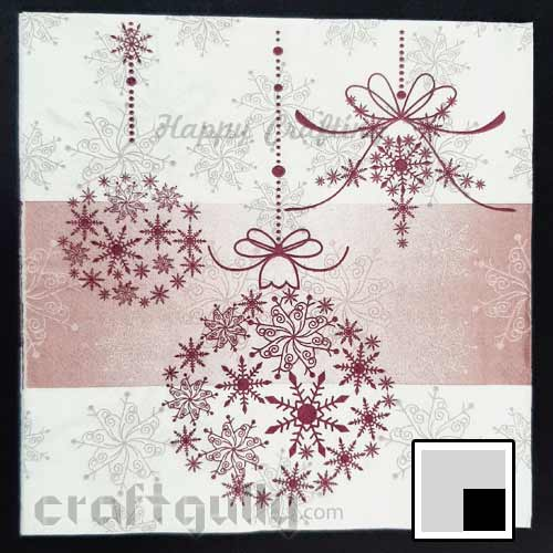 Decoupage Napkins #132 - 2 Ply - Pack of 1