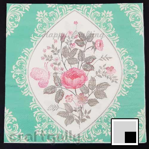 Decoupage Napkins #136 - 2 Ply - Pack of 1