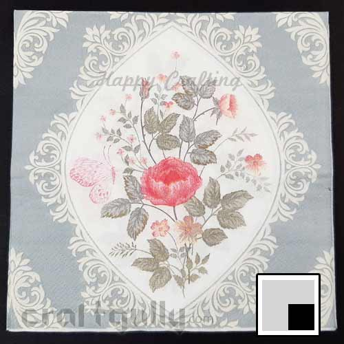 Decoupage Napkins #137 - 2 Ply - Pack of 1