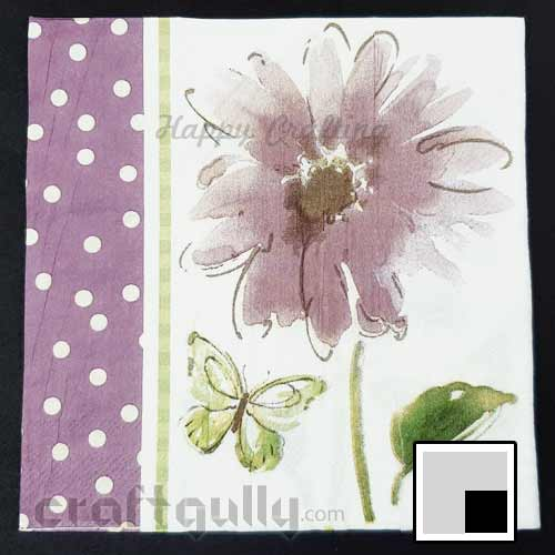 Decoupage Napkins #142 - 2 Ply - Pack of 1