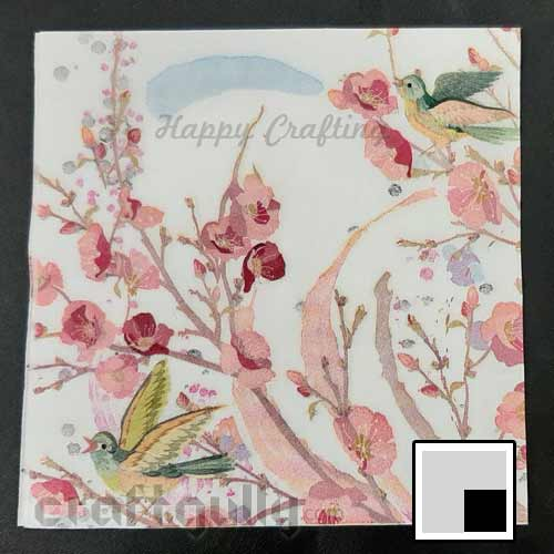 Decoupage Napkins #152 - 2 Ply - Pack of 1